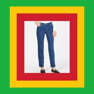 """CHARTER CLUB """"MOM JEANS"""""""